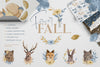 Forever Fall Graphics | 500+ objects