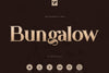 Bungalow Typeface - 9 fonts