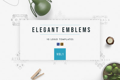 Elegant Emblems | vol.1