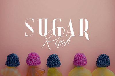 Sugar Spice - font duo + Extras