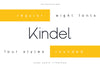 Kindel - Completed Collection