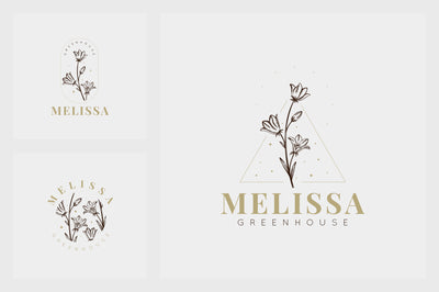 12 Nature Logo Templates - Ai, Ps