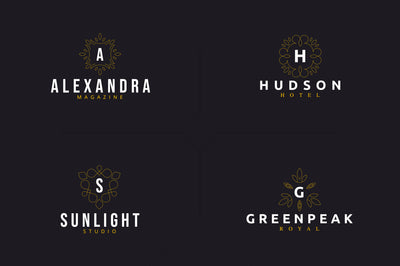 20 Boutique Logo Templates