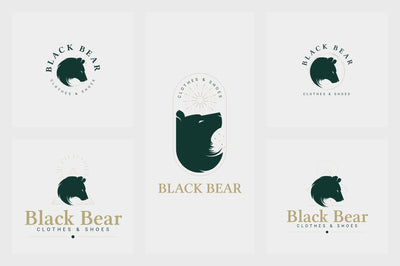 20 Animal Logo Templates - Ai, PS