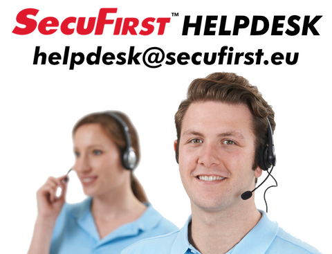 Helpdesk SecuFirst / SEC24