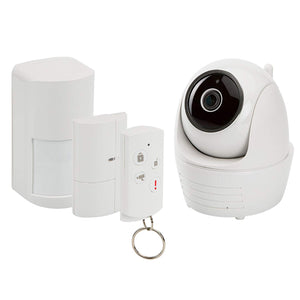 SecuFirst WiFi IP-Camera Pan Tilt Zoom met alarmsysteem (ALM314S)