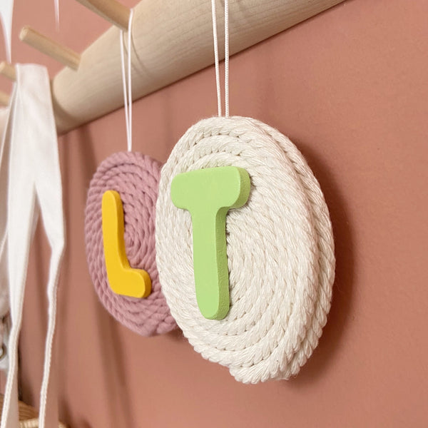 Letter Hanging (Individual)