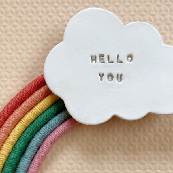 Rainbow Cloud - Design Your Own