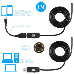Endoscoop Camera Inspectiecamera - USB