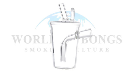 Cup Bubbler by World of Bongs