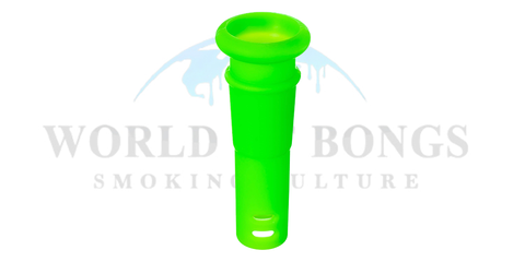 18 mm to 14 mm silicone downstem