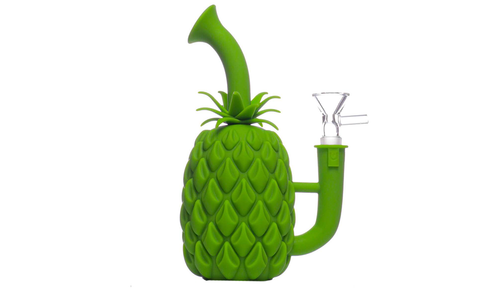 Silicone Pineapple Bong