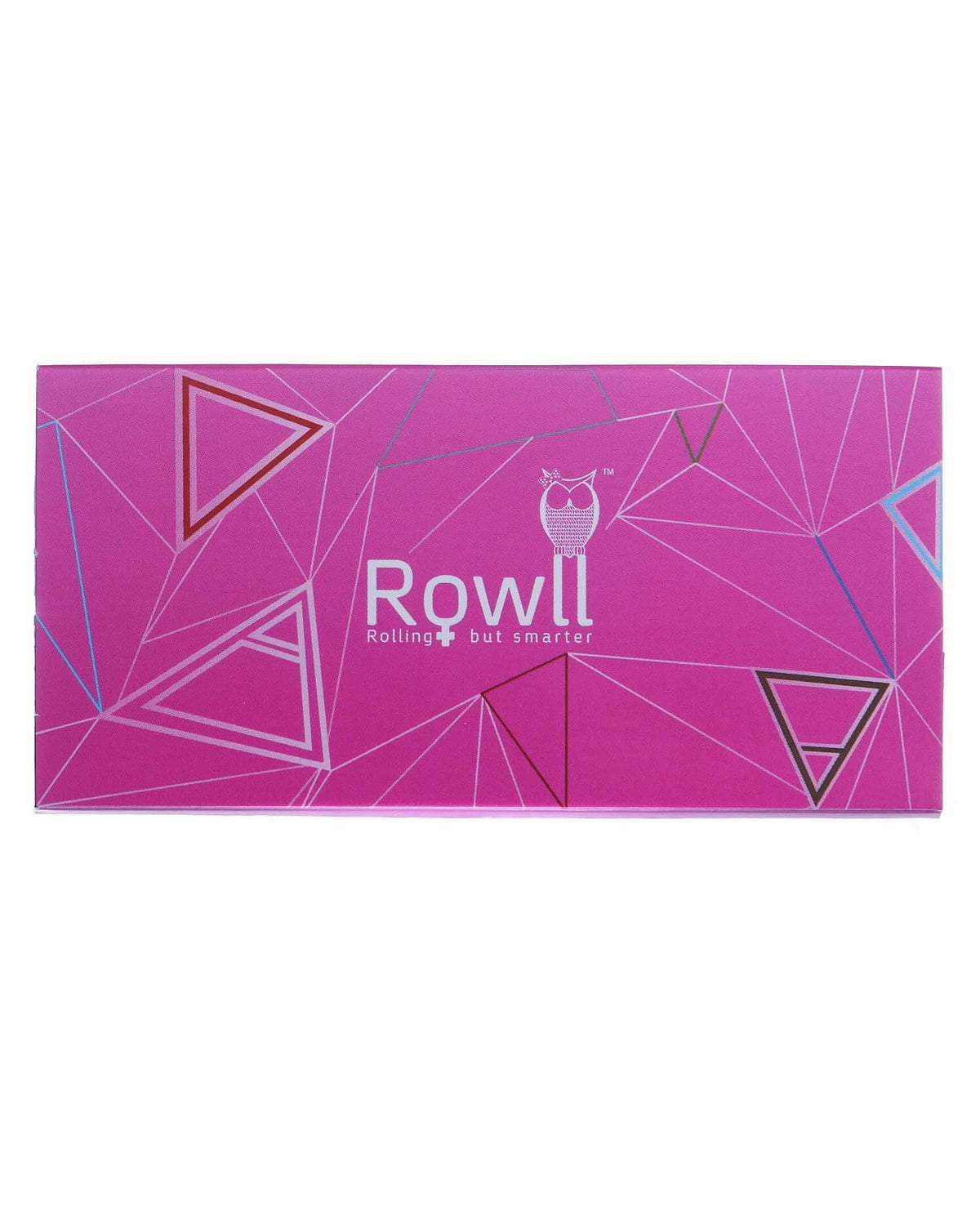Rowll Pink Rolling Papers Kit