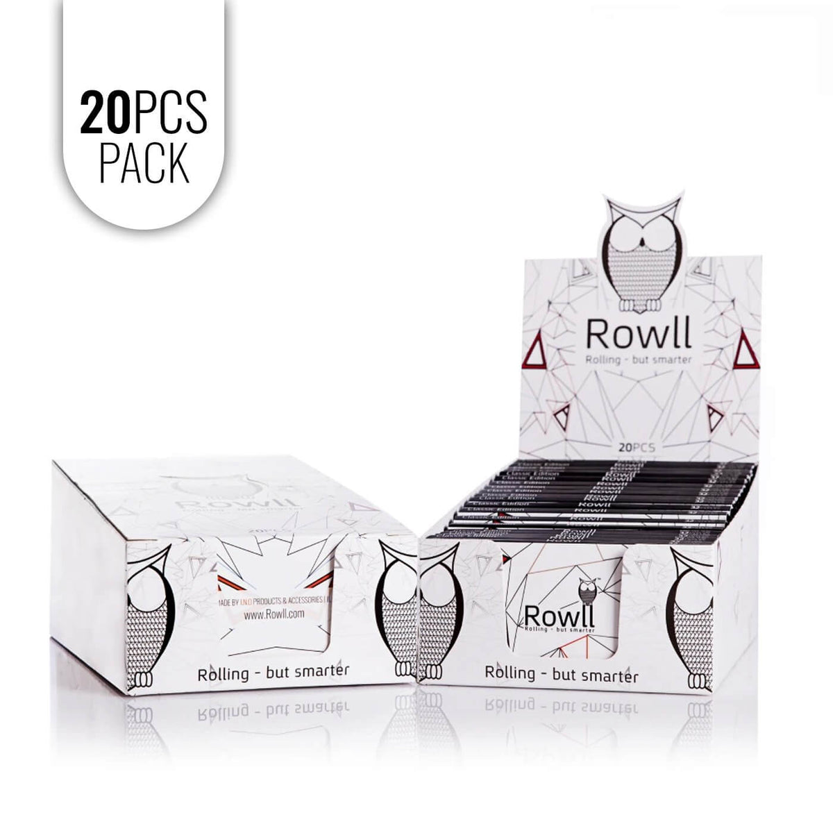 Rowll Rolling Papers 20 Pack