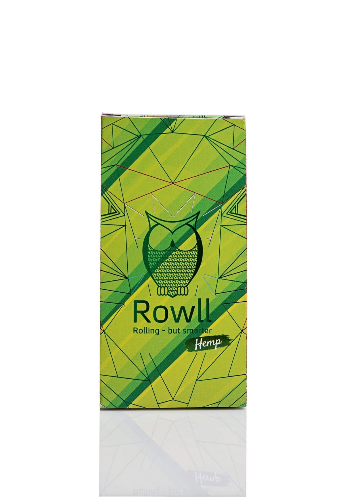 Rowll Hemp Rolling Papers 5 Pack