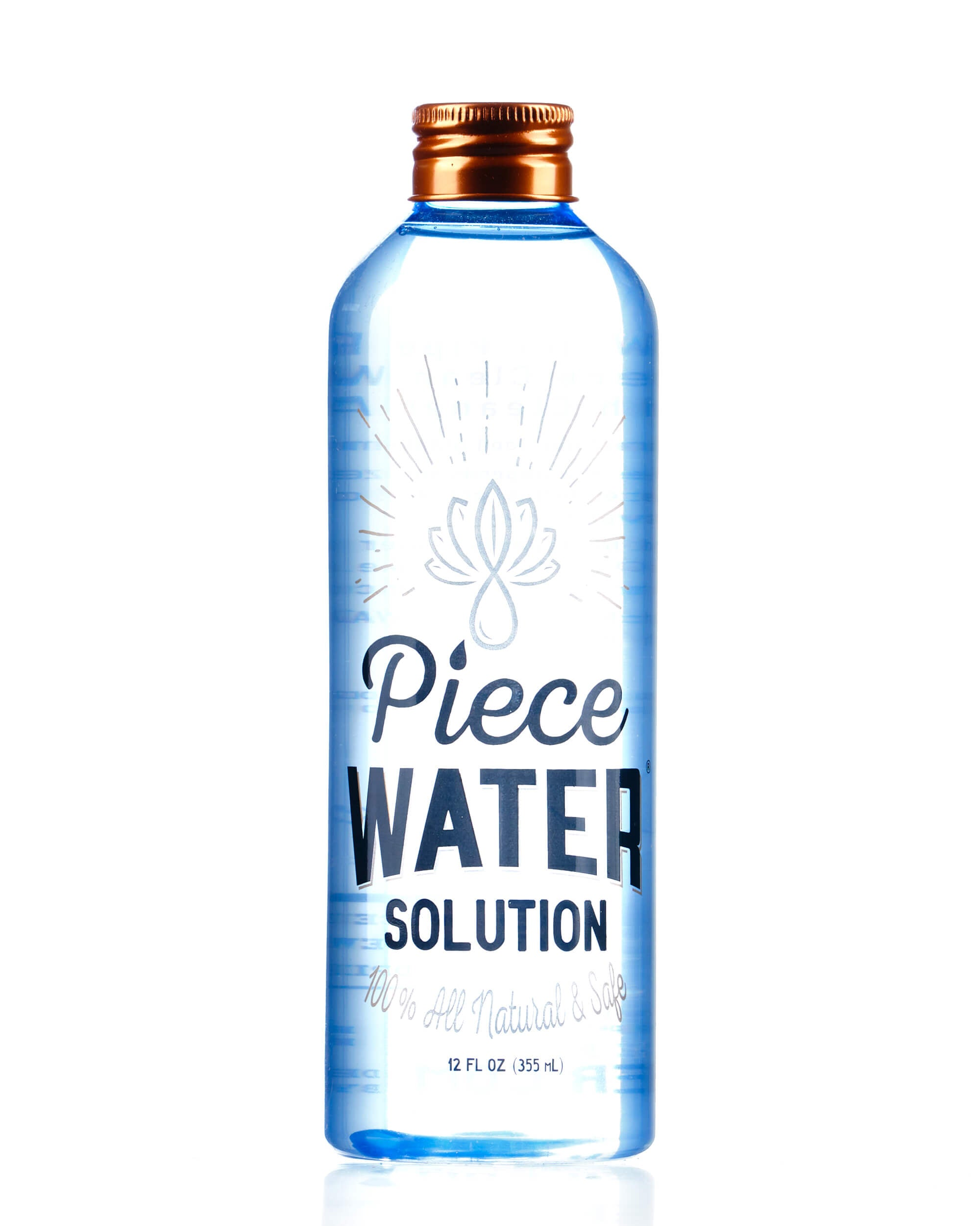 Piece Water - Bong Solution