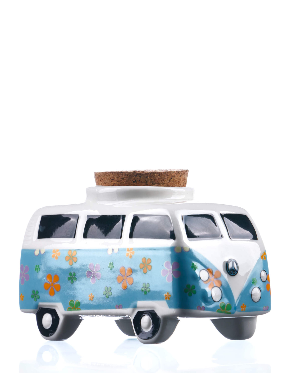 Ceramic Van Stash Jar