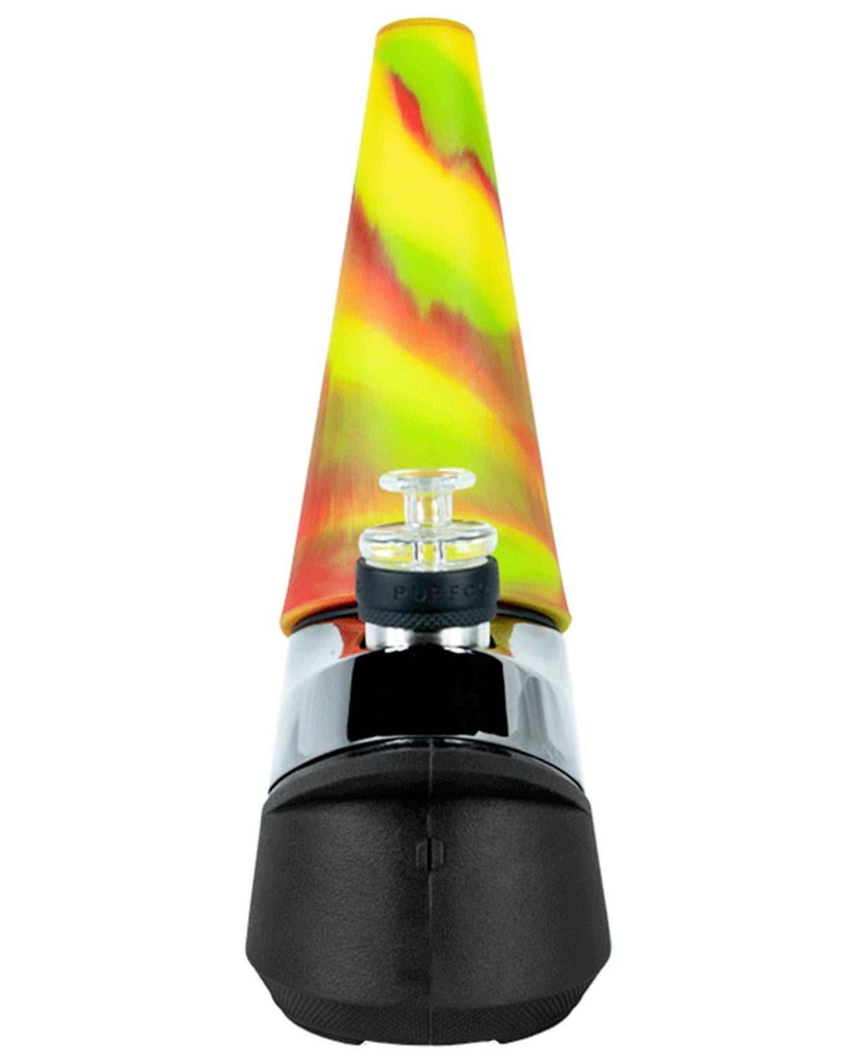 Silicone Puffco Peak Attachment Rasta