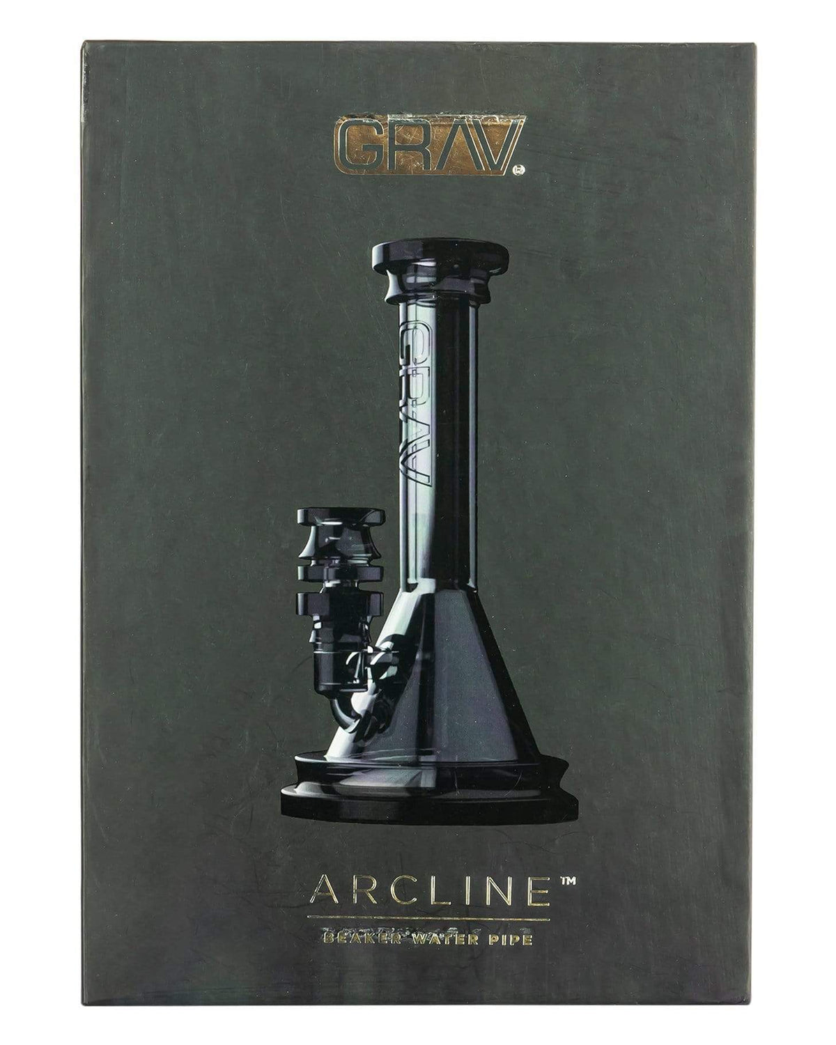 Grav Arcline Beaker Packaging