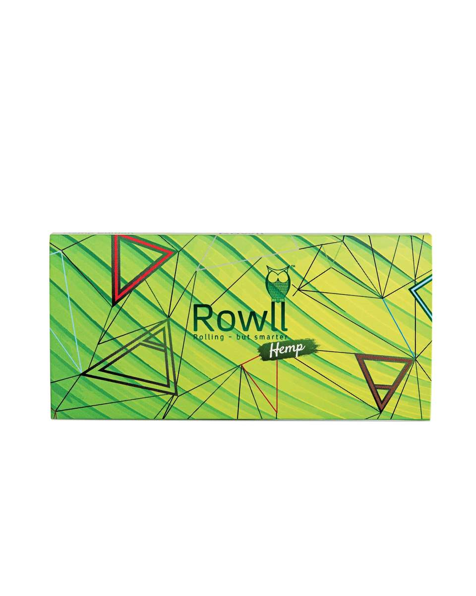 ROWLL Organic Hemp all in 1 Rolling Kit