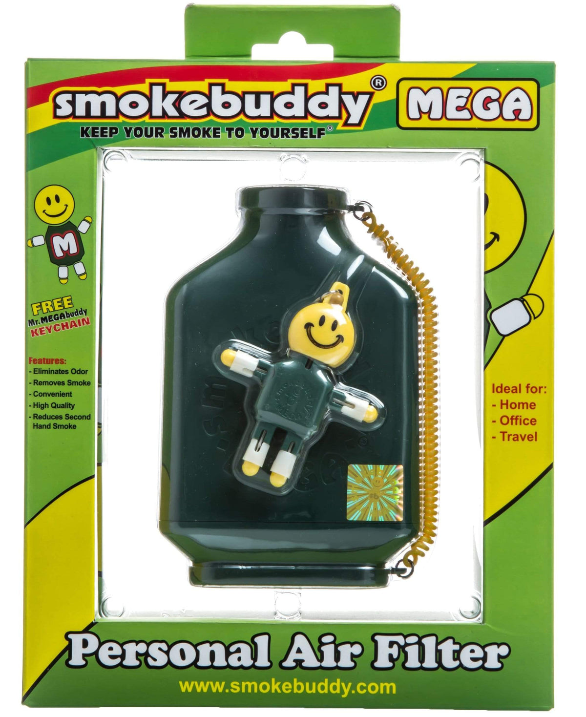 Smokebuddy Mega