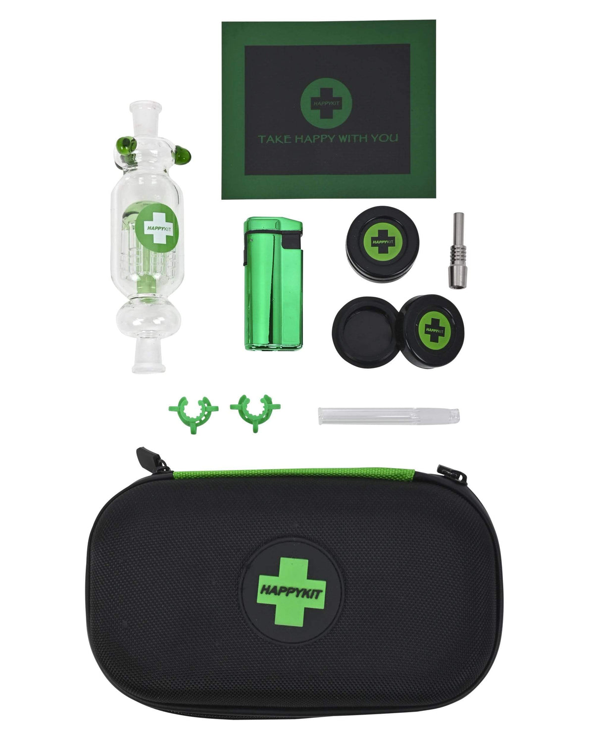The Very Happy Dab kit