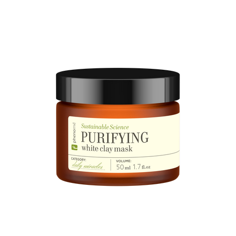 BPH008 PURIFYING white clay mask 平衡淨肌白泥面膜
