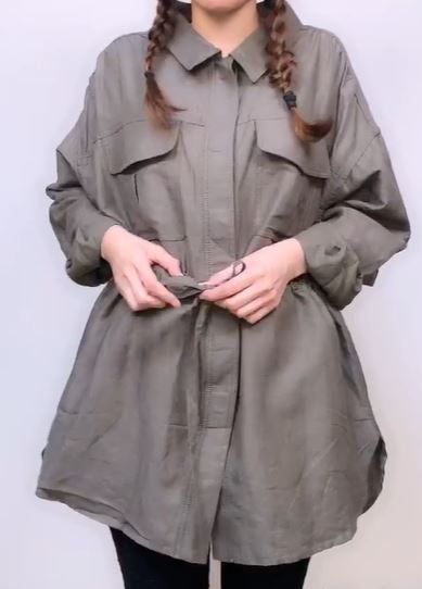 2009136 JP Pockets Casual Outer