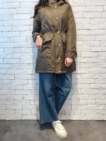 2009138 JP Quilted Mid Jacket