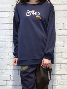 2010001 JP Bicycle Pullover - NAVY