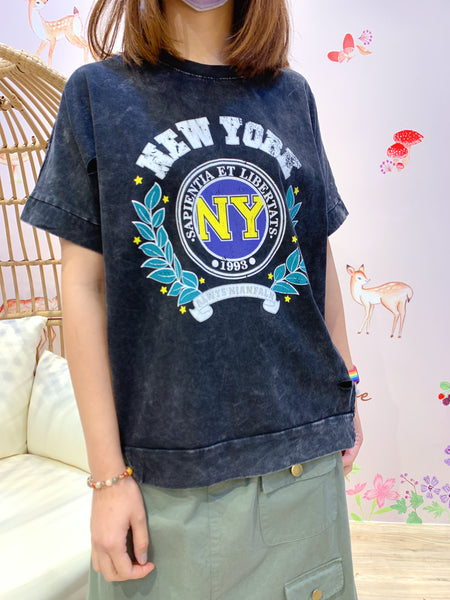 2102021 JF  New York Washed Tee