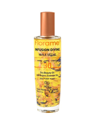 FL014 FLORAME Divine Infusion Dry Beauty Oil  法式美麗經典精萃油 [100mL]