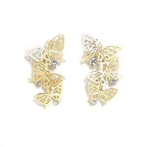 1001PA498 Palnart Poc Curated Earrings