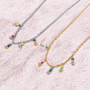 YBNE001  YB Ethnic Necklace