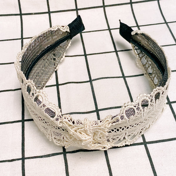MLHA024 ML Crochet Headband