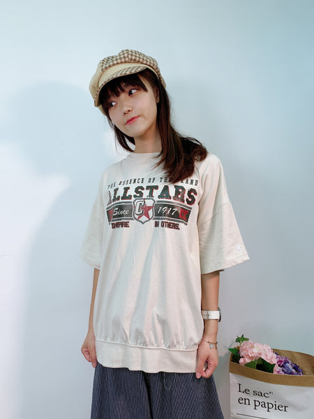 1905032 CONS vintage words tee