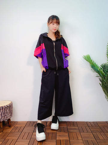 1908030 DD multi-colour parka