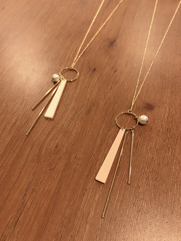 1905122 JP pearl & pins necklace