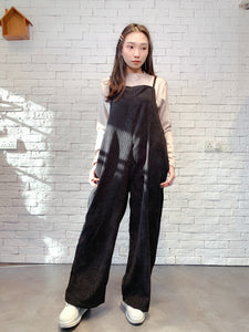 1910068 RO corduroy back ribbon overall