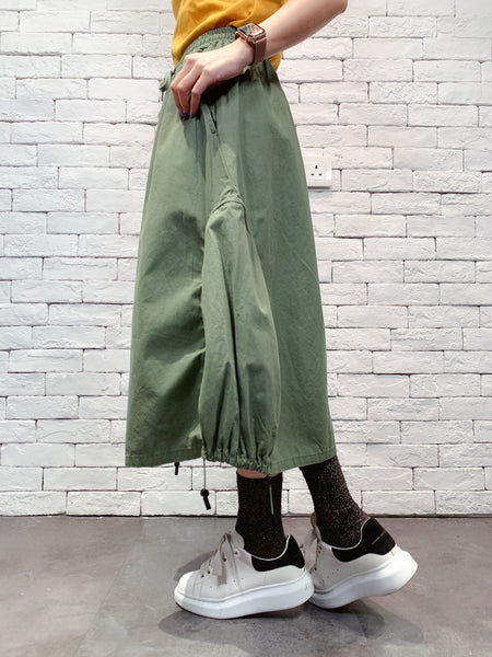 1909116 JF bubble maxi skirt
