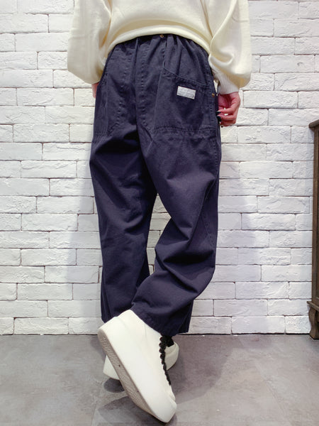 1911059 DD back pockets colour pants