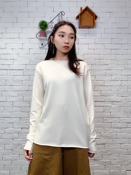 1910078 JF high neck knit top