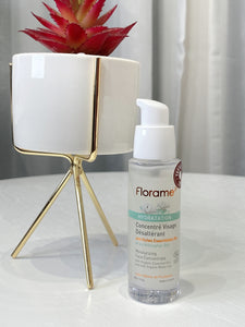 FL005 FLORAME Organic Moisturizing Face Concentrate