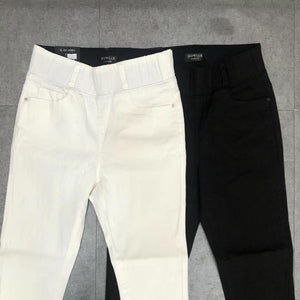 2009068 KR Stretch Pants - WHITE