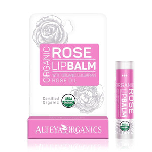 AL018 ALTEYA Rose Replenishing Lip Balm 保加利亞有機玫瑰潤唇膏 [5g]