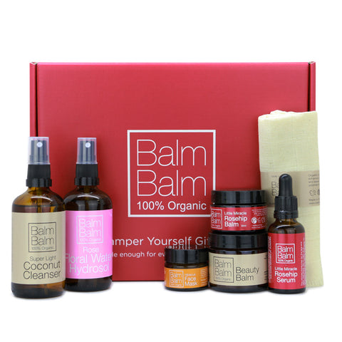 BBB006 Balm Balm Pamper yourself gift set