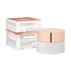 FL019 FLORAME Restructuring Night Cream 有機蘭花抗皺緊緻修復晚霜 [50ml]