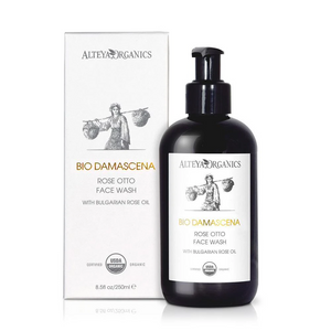 AL006 ALTEYA Bio Damascena Organic Rose Otto Face Wash 有機奧圖玫瑰潔面乳 [250ml]