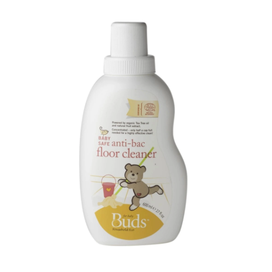 BUD004 BUDS Baby Safe Anti-Bac Floor Cleaner 天然抗菌洗地劑 [600ml]