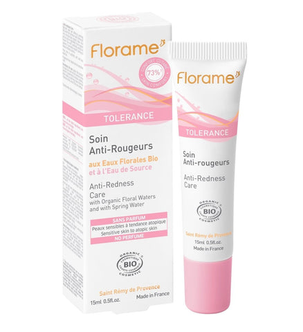 FL009 FLORAME ORGANIC ANTI-REDNESS CARE 有機舒敏降紅啫喱 [15ML]